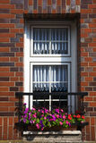 French window Royalty Free Stock Images