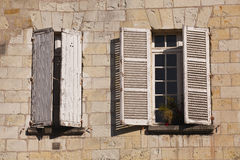 French windows Royalty Free Stock Photography