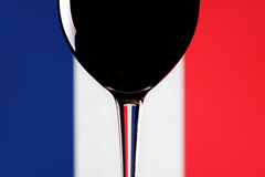 French wine. Royalty Free Stock Photos