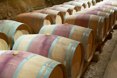 French winery Royalty Free Stock Image