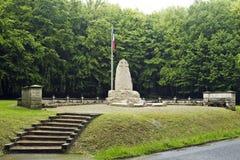 French WW1 memorial of Verdun Stock Photos