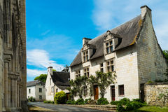 Frenche house Stock Photo
