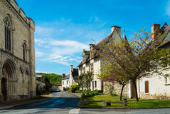 Frenche village Stock Image