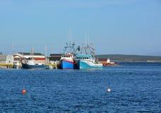 Frenchman's Cove, Newfoundland Stock Photo