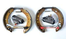 Freno del cilindro Fotografía de archivo libre de regalías