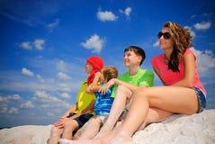 Freno di estate fotografie stock