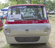 Frente 1966 del carro de Ford Econoline Fotografía de archivo