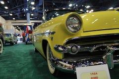 Frente amarillo del vado Fotos de archivo libres de regalías