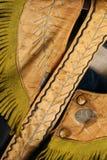 Frente antiguo de la chaqueta imágenes de archivo libres de regalías