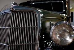 Frente clásico del coche Imágenes de archivo libres de regalías