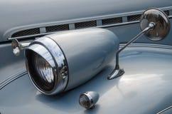 Frente de la óptica del coche Imágenes de archivo libres de regalías