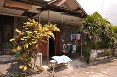 Frente de la casa Imagenes de archivo