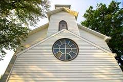 Frente de la iglesia Imagen de archivo