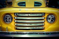 Frente de la recogida de Ford F-1 Imágenes de archivo libres de regalías