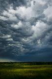 Frente de la tormenta Fotografía de archivo