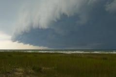 Frente de la tormenta Foto de archivo