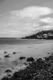 Frente de mar de Seixal Fotos de archivo