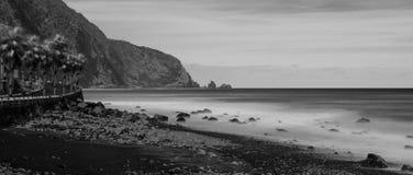 Frente de mar de Seixal Fotografía de archivo libre de regalías