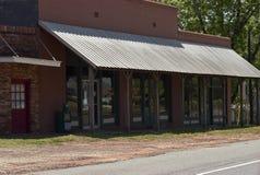 Frente del almacén de país Fotos de archivo