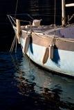 Frente del barco de vela Imagen de archivo