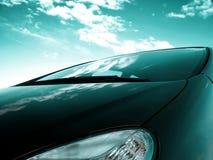 Frente del coche Fotografía de archivo