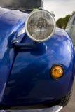 Frente del coche clásico Foto de archivo libre de regalías