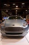 Frente del coche eléctrico de Ford Focus Fotos de archivo libres de regalías