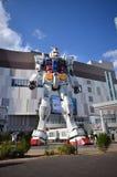 Frente Tokio de Gundam Fotos de archivo