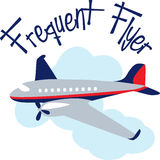 Frequent Flyer Royalty Free Stock Image