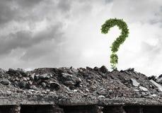 Frequentieren Sie gestellte Fragen Lizenzfreie Stockbilder