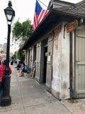 Frequentiertes New Orleans stockfotografie