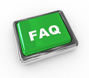 Frequently asked question Stock Image