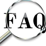 Frequently asked questions, faq. In focus Stock Images