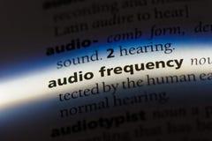 frequenza di modulazione immagini stock