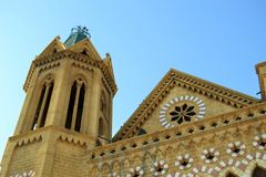 FRERE HALL-KARACHI PAKISTAN Royalty Free Stock Image