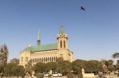 Frere Hall in Karatschi, Pakistan lizenzfreie stockbilder