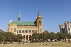 Frere Hall w Karachi, Pakistan Fotografia Royalty Free