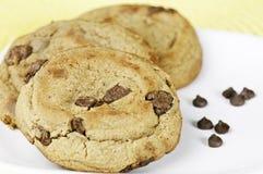Frersh coció al horno las galletas Foto de archivo libre de regalías