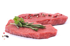 Fres nötköttsteaks Arkivbilder