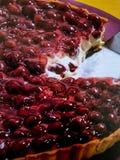 Fresa coloreada agria Fotos de archivo libres de regalías