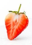 Fresa roja Imagen de archivo libre de regalías