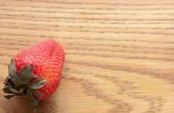 Fresa roja deliciosa Fotos de archivo libres de regalías