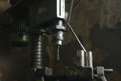 Fresadora de perforación Foto de archivo libre de regalías