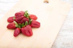 Fresas Fotos de archivo