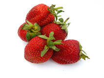 Fresas maduras Fotos de archivo