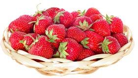 Fresas maduras imagenes de archivo