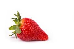 Fresas maduras rojas Imagenes de archivo