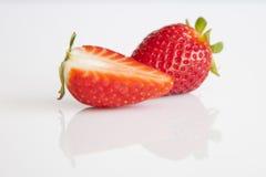 Fresas rojas Fotos de archivo