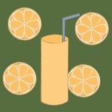 Fresch juice Stock Images