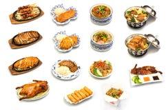 Fresch Kina mat Arkivbilder